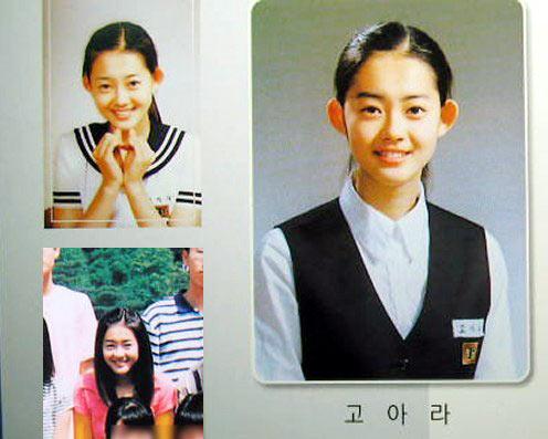 李敏镐/90年出生的小女孩高雅拉