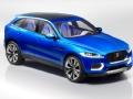 [海外新车]运动跨界概念2013款捷豹C-X17