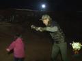 《爸爸去哪儿片花》20131025 预告 林志颖变身大灰狼 王诗龄放狠话遭爸爸批