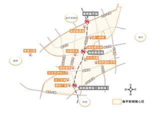 臨平新城打造杭州城東副中心 計劃2020年初步建成(圖)圖片