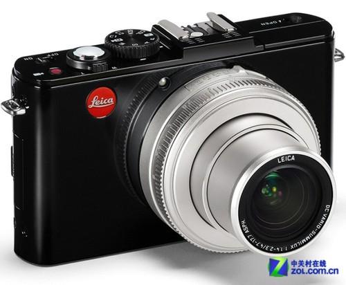 便携相机套装 徕卡发布银黑色版D-Lux 6