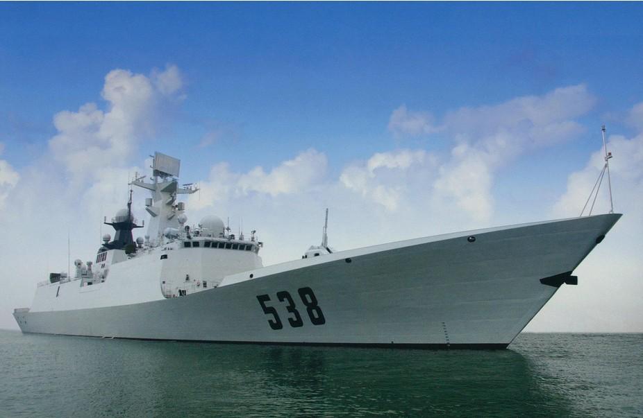 中国海军北海舰队538