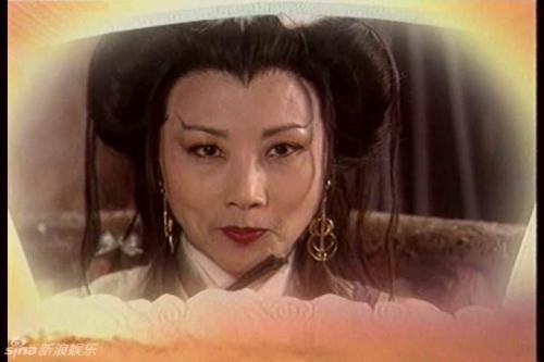 范冰冰 汪明荃/1985年《一代女皇》潘迎紫版武则天