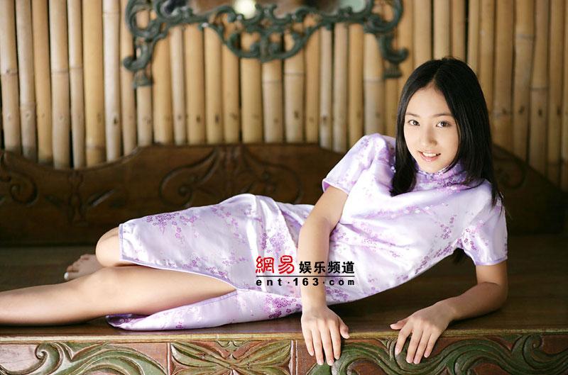 纱陵裸照_入江纱绫11岁写真
