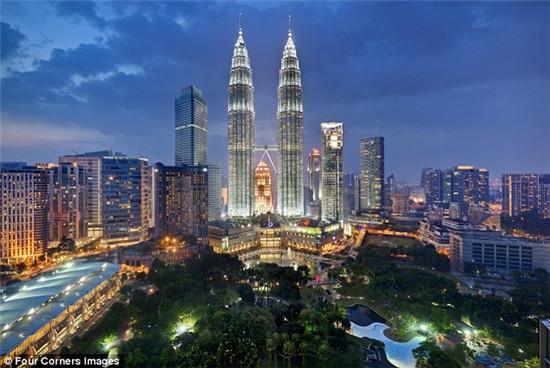 城市的高度:吉隆坡的现代不仅仅局限于双子星塔