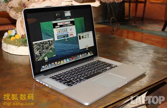 15寸新MacBook Pro外媒评测:性能及续航增强