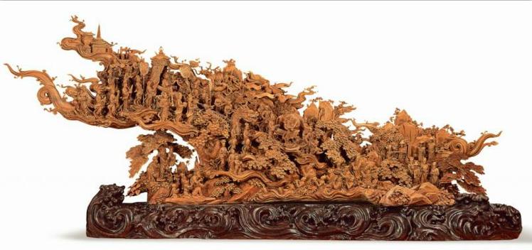 隆荣国际2013秋季·古典家具及木雕精品专场拍卖会即将