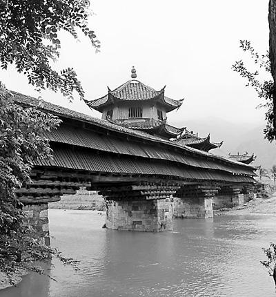 云龙 龙岩 连城/云龙桥