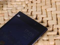 图为 小米手机3