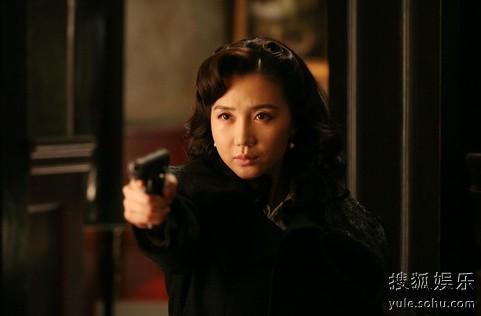 阿朵首次跨界主演美女间谍