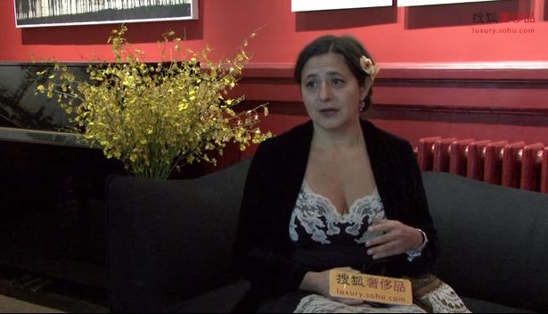 专访丝绸花设计大师severina lartigue图片
