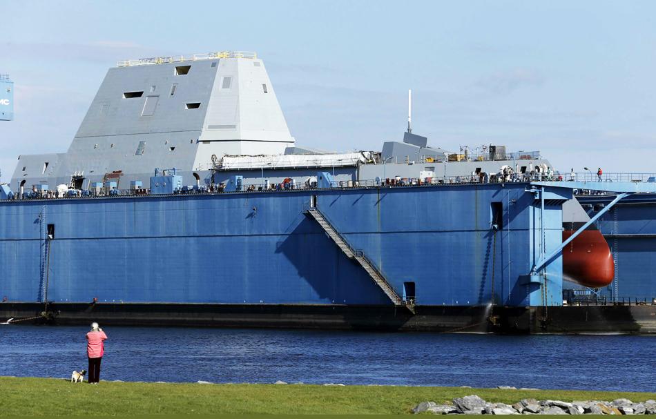 下水高清组图 中国船舶