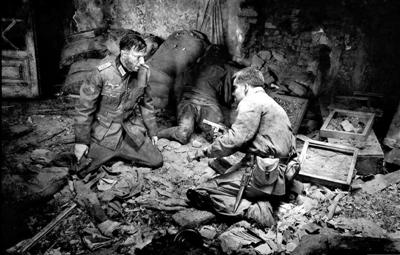 斯大林格勒 的战争中没有真正的赢家