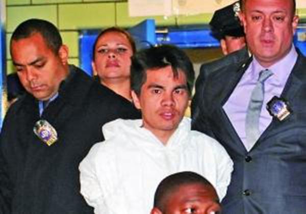 纽约华裔灭门案凶犯变态心理表露 嫉妒女方生活挥刀砍五母子 组图