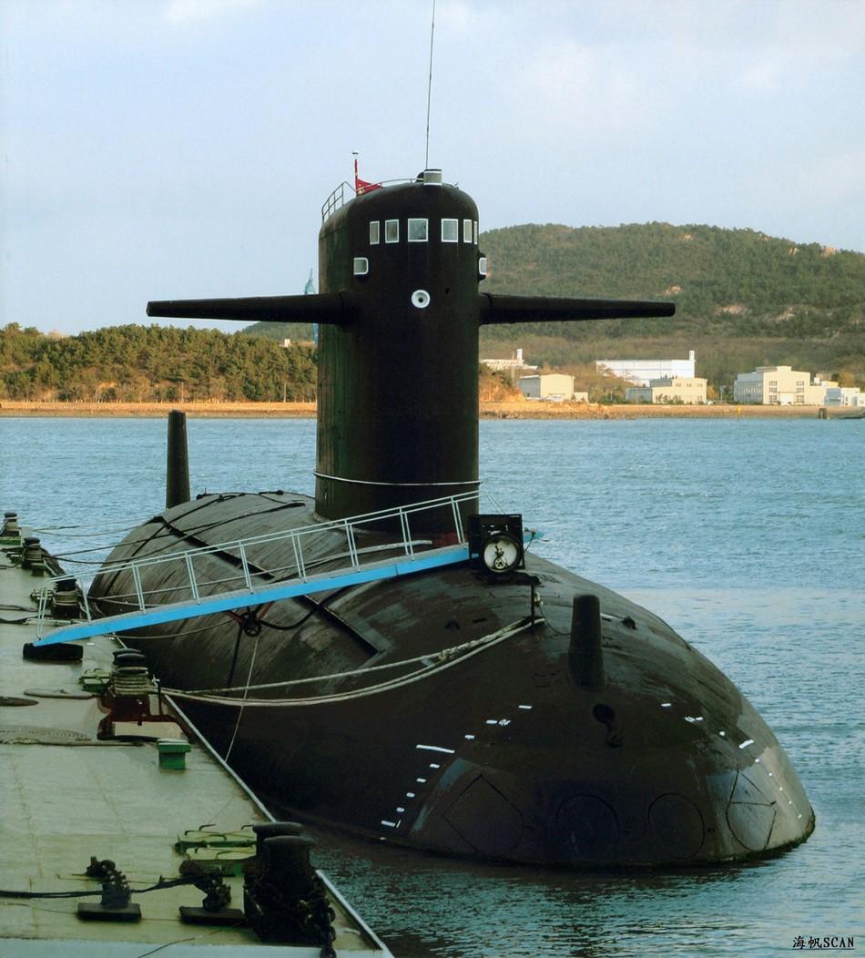 091核潜艇退役意义堪比服役
