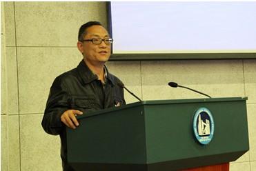 天津工业大学 马道山教授-以全人教育为核心的外语人才培养模式 发言图片