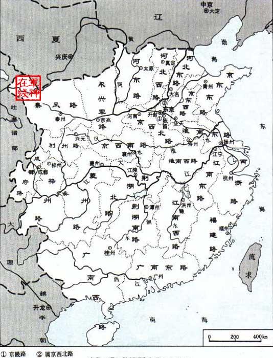 宋太宗洞开城门图 来源网络