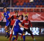中超图:阿尔滨3-1逆转宏运 外援较量