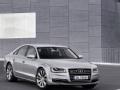 [海外新车]霸气坚持己见 2014新款奥迪A8