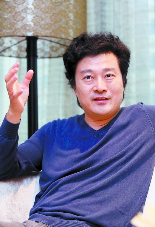 小提琴家吕思清接受晨报专访
