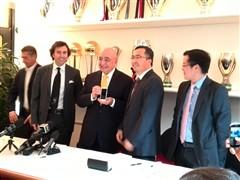 华为成为AC米兰高级赞助商及合作伙伴