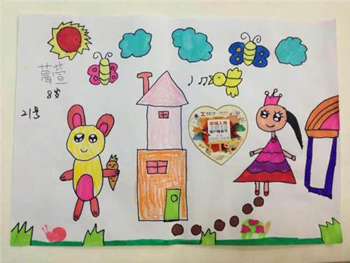 少儿绘画大赛作品展示--辽宁地区图片