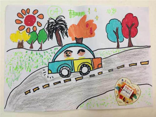 幼儿园环保袋图片_幼儿绘画作品