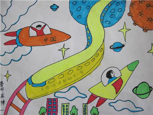 少儿绘画大赛作品展示--河北地区