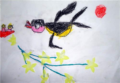 少儿绘画大赛作品展示 河南地区