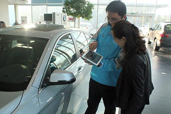 宝和宝马产品精英 带您探索新BMW 5系Li