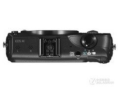 1800万像素APS-C 佳能可换镜头EOS M上市