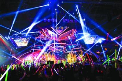 跨年演唱会再被惦记(图)图片