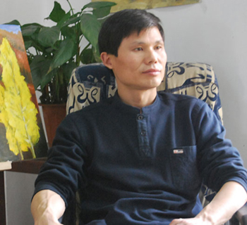 何剑明——中国最受企业关注的书画名家作品展
