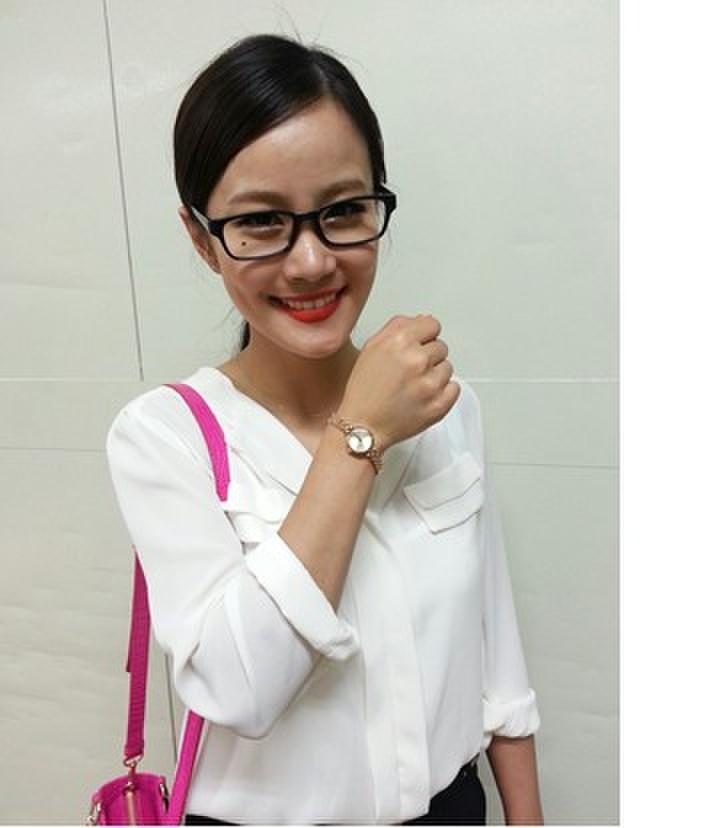 韩国明星偶像最爱潮牌贝可贝尔手表新款(图)
