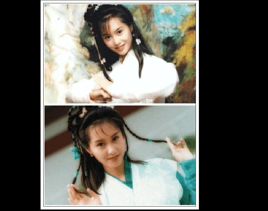 黄蓉淫洞_【朱茵】1994年《射雕英雄传》饰黄蓉