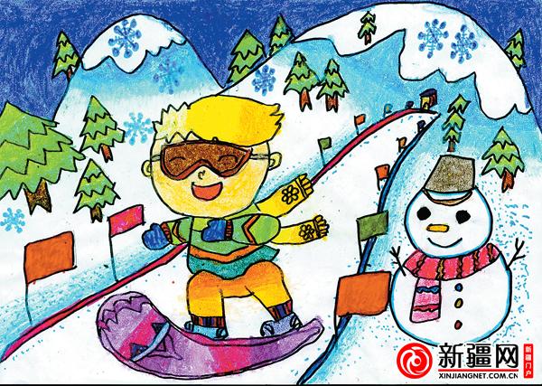 赶紧加入噢,还有不到10天了,选出你最好的作品,画出冬天里家乡的温暖图片