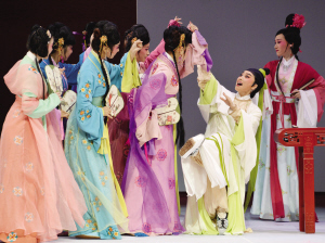 王君安首登天津大剧院 上演两部越剧巅峰之作