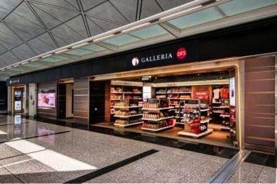 香港dfs免税店 lvmh旗下dfs将进驻欧洲 称半数销量来...