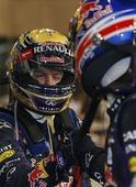 图文:F1阿布扎比大奖赛 维特尔