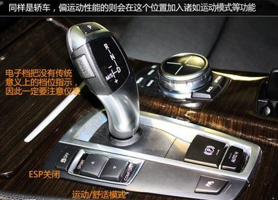 汽车按键小百科 图解那些稀奇的按钮键高清图片