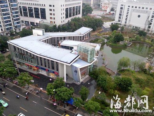 福州新户型文化宫用途质疑商业楼组图(市民)9x9小别墅工人设计图图片
