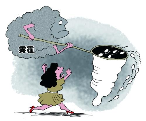 也有专家认为,暂无直接证据表明雾霾会致某种具体疾病