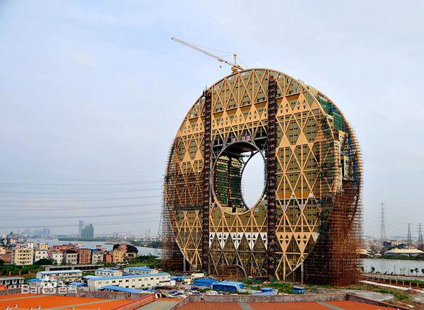 广州市沙河镇有什么建筑物