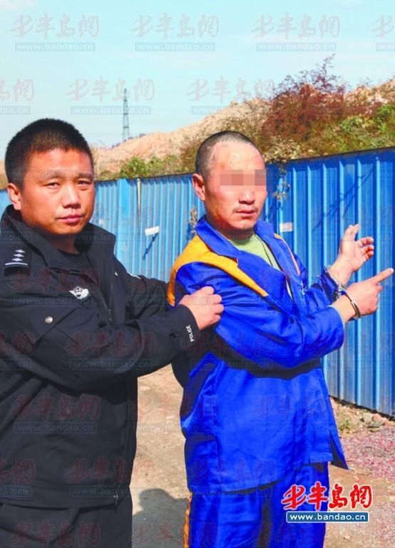 张二/在外躲藏11年的张二被抓获