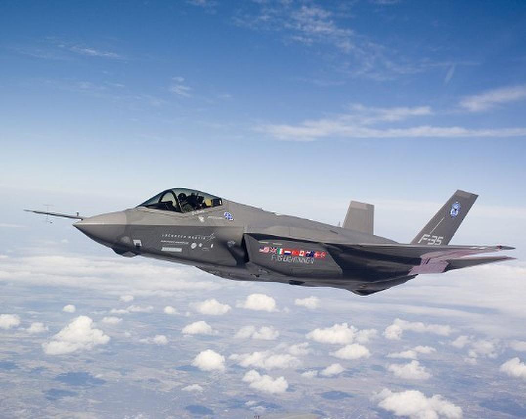 日获准参与F35战机研发 日军工将迈向国际市场
