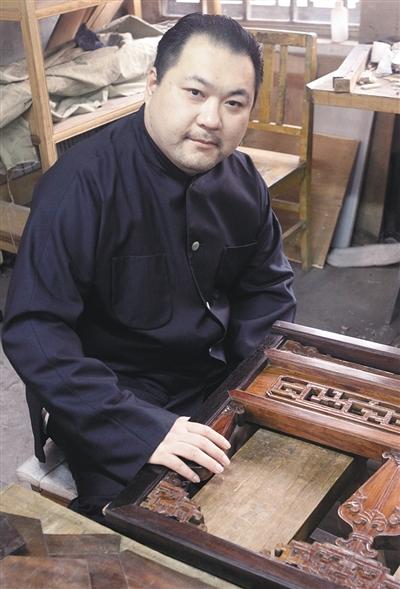 """""""太和木作在制造红木家具的过程中,将古代的榫卯结构同现代工艺完美"""
