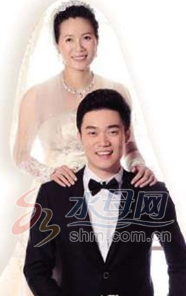 婚礼婚纱照幻灯片模板