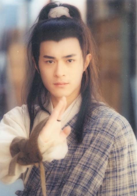 古天乐 1995年《95神雕侠侣》饰杨过
