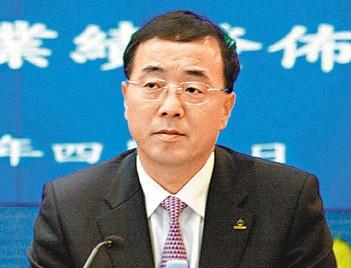 中国远洋运输(集团)总公司副总裁徐敏杰(资料图)