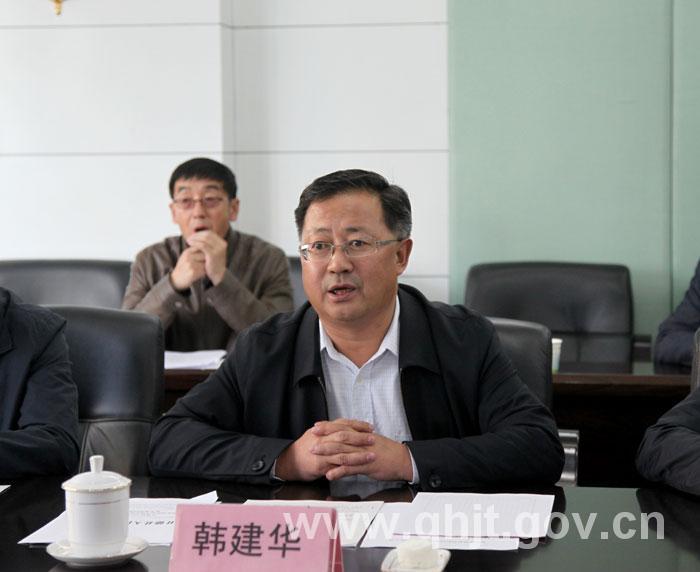 青海省运输管理局_[青海]省交通厅与甘德县就公路建设进行座谈(图)-搜狐滚动